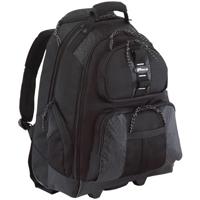 Targus Sport Rolling Backpack Case for 15.4 inch notebooks