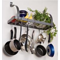 Enclume MPB-06 Review: Shelf Pot Rack
