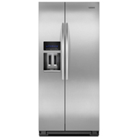 Kitchen Aid Architect II Series Side by Side Refrigerator KSF26C4XYY