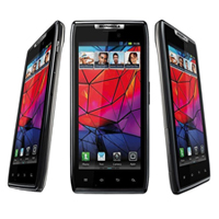 Motorola RAZR Review: Black Droid Razr Smartphone for Verizon