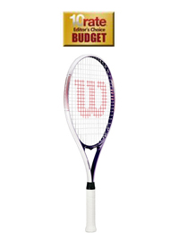 Wilson WRT32080U Review: Triumph Tennis Racquet with an Enlarged Head