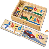 Melissa & Doug 2940 Review: See & Spell