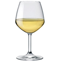 Bormiolo Rocco Review: Set of 4 Restaurant White Wine Glasses