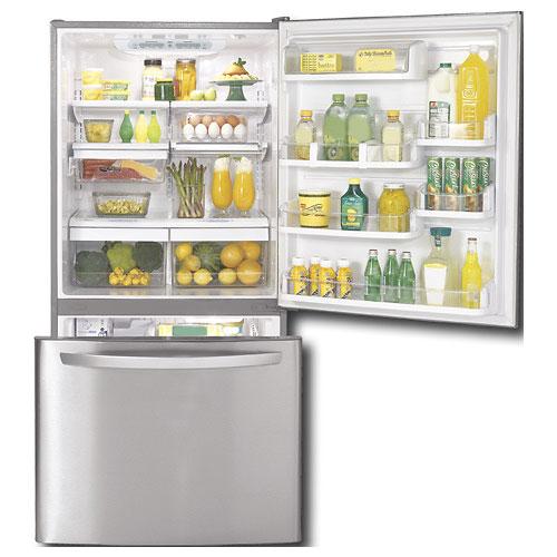 LG LDC22720ST Refrigerator