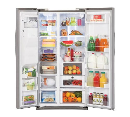 Lg Lfxc24726s Review Counter Depth Refrigerator 10rate