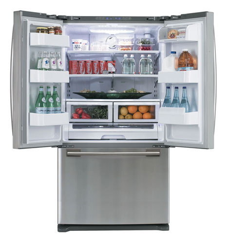 Samsung Rf261beaesr Review French Door Refrigerator 2019