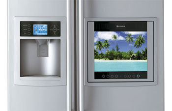 Refrigerator LCD Screen