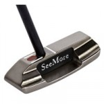 Cleveland Classic Collection Black Platinum Belly Putter