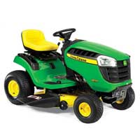 John Deere D130 Riding Lawn Mower