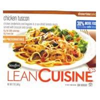Lean Cuisine Diet