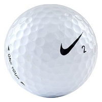 Nike ONE Tour and Tour Distance Golf Ball