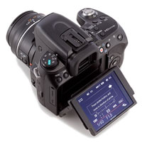 Sony Alpha 580