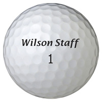 Wilson Staff Tour FG Golf Ball Review