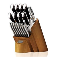 Chicago Cutlery 1090390 Review: Fusion 18-Piece Knife Set with Honey Maple Wood Block