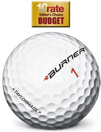 TaylorMade Burner Ball 2012
