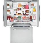 GE GFSF6KKY vs. Electrolux EI23BC36I: Comparing Two French Door, Bottom Freezer Refrigerators