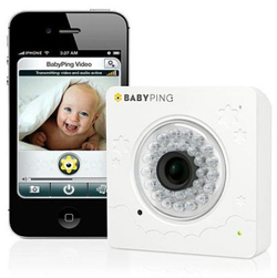 Baby Monitor Apps for iPad and iPhone
