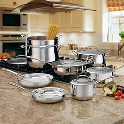 What to Look For in Stainless Steel Cookware