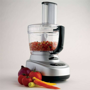Six Tips for Better Food Processor Use