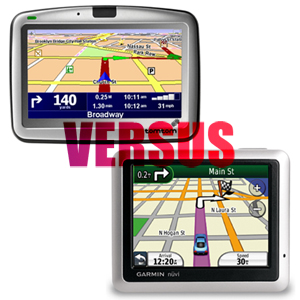 Comparing Garmin and TomTom: Two GPS Manufacturers