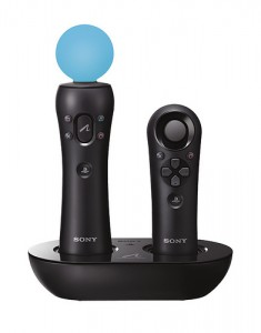 PS3 Move Controllers