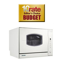 Danby DDW497W Review 23? Countertop Dishwasher with 4 Place ...