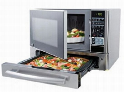Alfa img - Showing > Countertop Toaster Oven Microwave Combo