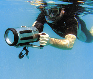 Waterproof Housing for Camcorders