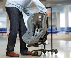 Need a Car Seat when Travelling? Make Plans in Advance