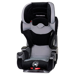 The LATCH System Makes Installing a Car Seat User Friendly