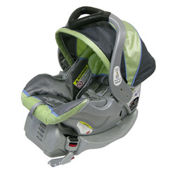 New Baby Trend Convertible Car Seat