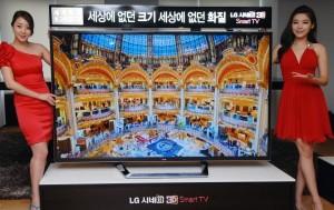 """LG 84"""" UDT 4K"""