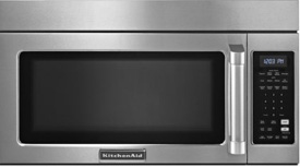 Comparing Convection Microwaves: KitchenAid Pro Line Series KHMC1857XSP vs. Panasonic NN-CD989S
