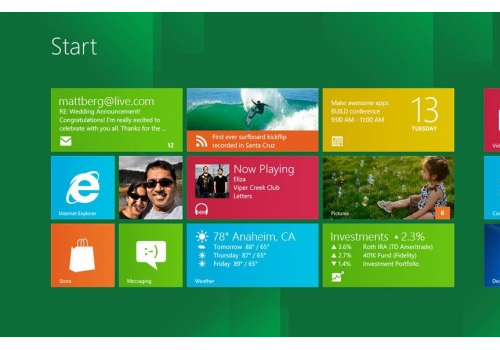 Best Features of Windows 8
