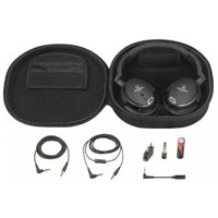 Audio-Technica ATH-ANC9 Noise Cancelling Headphones