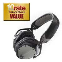 V-Moda Crossfade LP Noise Cancelling Headphones