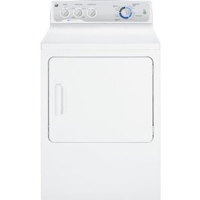 GE GTDP490EDWS Electric Dryer