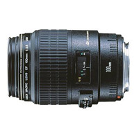 Canon EF 100mm Macro DSLR Lens