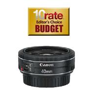 Canon EF 40mm f/2.8 DSLR Camera Lens