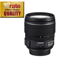 Canon EF-S 15-85mm Zoom Lens