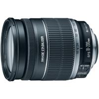 Canon EF-S 18-200mm DSLR Zoom Lens