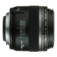 Canon EF-S 60mm Macro DSLR Lens