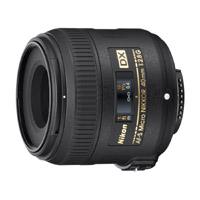 Nikon 40mm DX Micro Macro Prime DSLR Lens