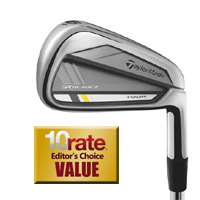 TaylorMade RocketBladez Tour Irons Golf Clubs (Irons) Review