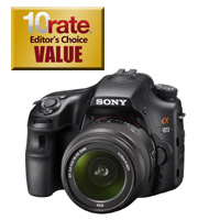 Sony A65 SLT-A65VK Digital SLR Camera