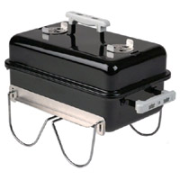 Weber 121020 Go-Anywhere Portable Charcoal BBQ Grill
