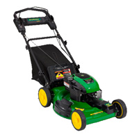John Deere Js28 Review 22 Inch Self Propelled Gas Push