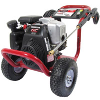 Simpson Megashot MSH3125-S Gas Pressure Washer