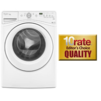 Whirlpool WFW70HEBW High Efficiency Washing Machine