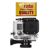 GoPro HERO3 Black Edition Waterproof Camcorder
